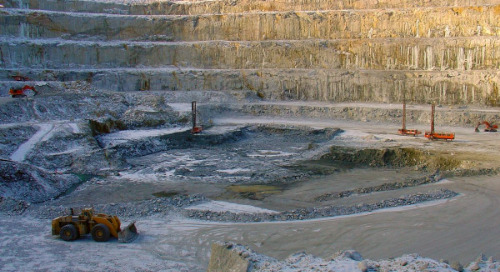 Project: Diavik Diamond Mine Lac de Gras Underground Feasibility Study