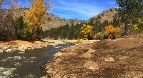 Project: Big Thompson River Restoration