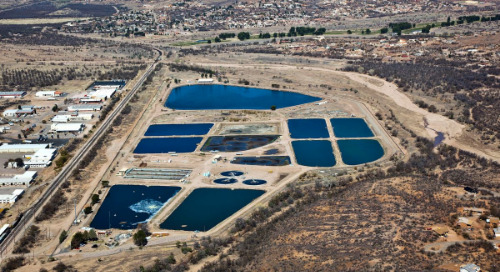 Project: Nogales International Wastewater Treatment Plant