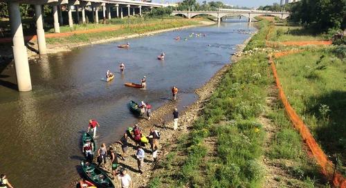 Project: 5th Avenue Dam Removal & Olentangy River Restoration