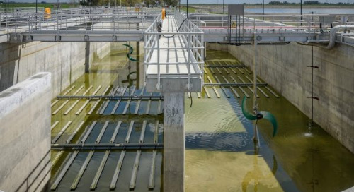 Dixon's Wastewater Treatment Facility Earns Envision Silver Award from Institute for Sustainable Infrastructure