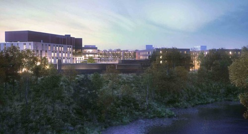 Project: Cambridge Memorial Hospital