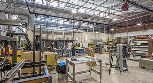 Project: Tarleton State University – Engineering Building