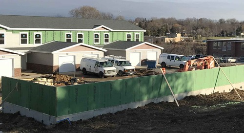 Barton School Apartments Affordable Housing Redevelopment Project