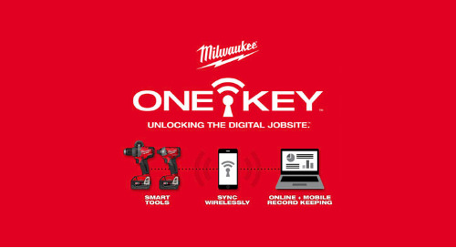 Construction Junkie: ONE-KEY Tool Tracking Updates