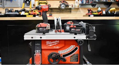 Tool Girl's Garage: Milwaukee ONE-KEY Smart Tools to Take You Further