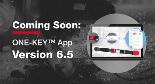 Coming Soon: 6.5 Digital Torque Wrench Reports + Web Image Adjuster