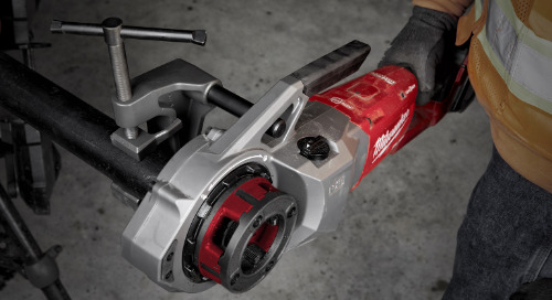 "Contractor Magazine: Milwaukee Tool ""Committed to the Trade"""
