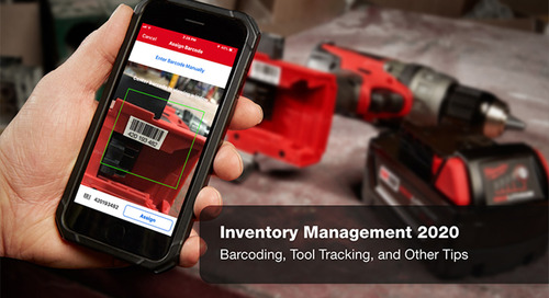 Inventory Management 2020: Tips to Start the Year Off Right