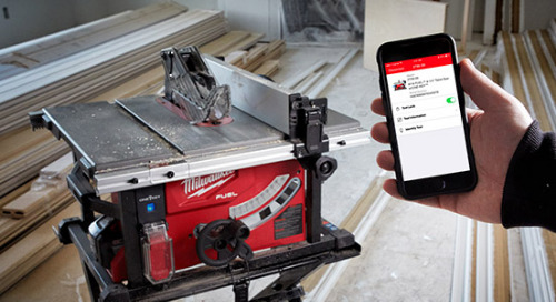 Milwaukee ONE-KEY™ - Evolution of Tool Technology