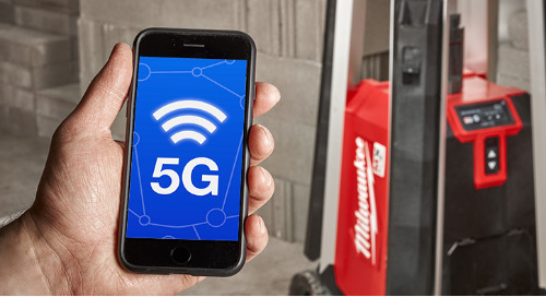 Equipment Management and the Possibilities of 5G Tech