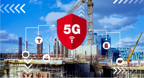 Securing the 5G Future of Construction Sites