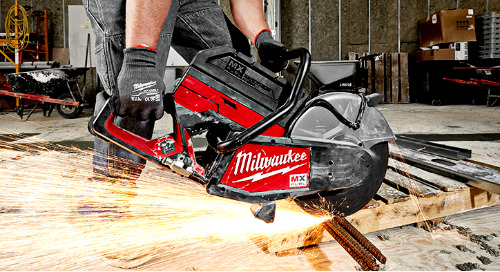 Product Spotlight: MX FUEL™  14'' Cut-Off Saw