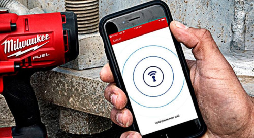 Utility Products: Milwaukee Tool Updates ONE-KEY with New Functionality