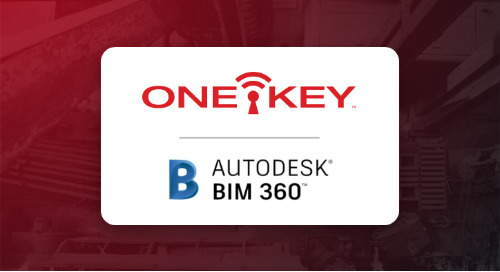 Announcing: Milwaukee® ONE-KEY™ integration with  Autodesk Construction Cloud™'s BIM 360®