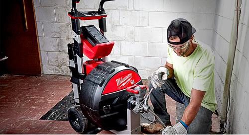 Product Spotlight: MX FUEL™ Sewer Drum Machine w/ POWERTREDZ