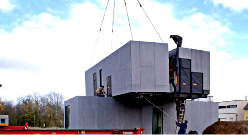 Modular Construction Definition: A Look into Building Blocks at Scale