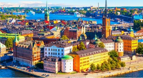 2019 Sweden RepTrak