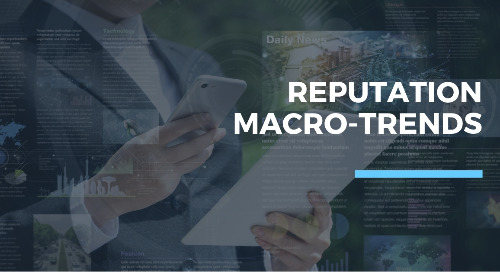 What Every C-Suite Exec Should Know About Reputation 2019