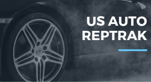 2018 US Automotive RepTrak