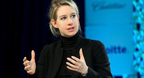 Should Companies Stake Their Reputations on a Charismatic CEO? Lessons from Elizabeth Holmes, Theranos