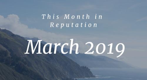 This Month in Reputation: Universities, Facebook, Boeing... and Ryan Adams