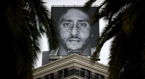 Taking a Knee on Social Activism: Nike Runs a Reputation Risk
