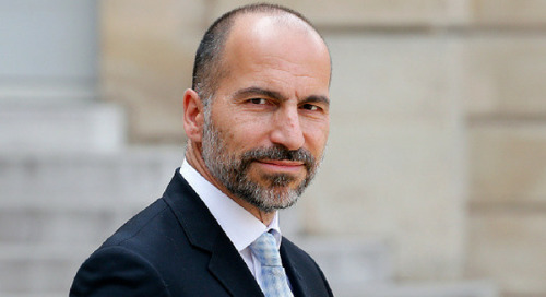 Uber: Leveraging a CEO to Drive Reputation Gain