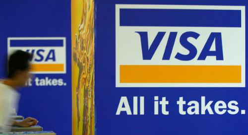 Innovation Drives Strong Reputation for Visa