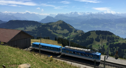 Swiss Rail Makes Strides in Heavily Scrutinized Industry