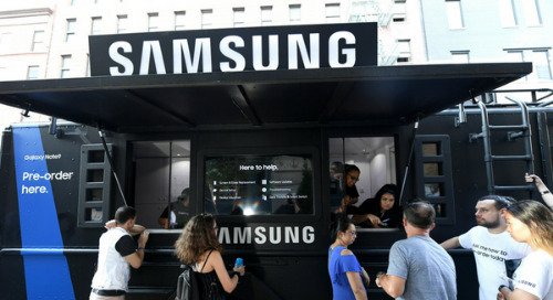 What are the Odds that Samsung Surfs the Scandal?