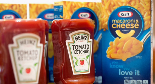 Kraft and Heinz: A Corporate Marriage Based On Good Reputation