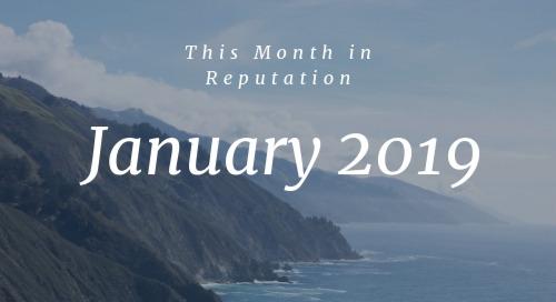 This Month in Reputation: Mars, BlackRock, CSR, Diversity, and Davos