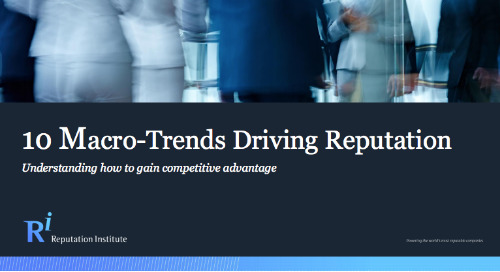 Reputation Macro-Trends: What Every CEO Should Know