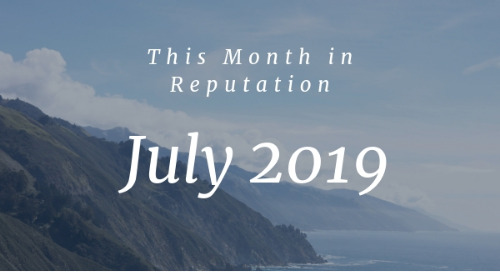 This Month in Reputation: Victorious Female Athletes, Another Data Breach, and the Moon