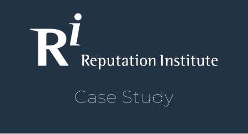 Media RepTrak An Energy Case Study April 2019