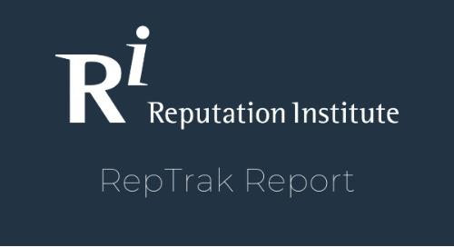 2019 France Pharma RepTrak