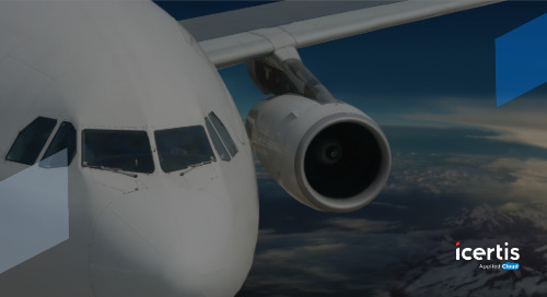 Icertis Contract Management for Airlines