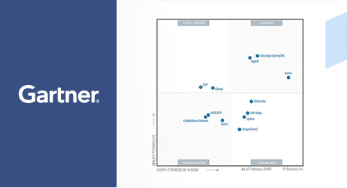 Icertis Is a Leader in the 2020 Gartner Magic Quadrant for Contract Life Cycle Management