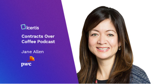 Podcast: Contracts Over Coffee with PwC's Jane Allen