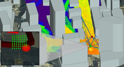Slide Presentation: Simulation of Beamforming by Massive MIMO in Dense Urban Environments