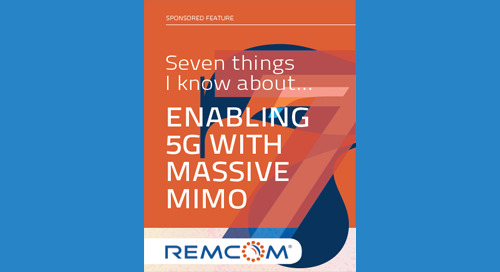 Enabling 5G with Massive MIMO