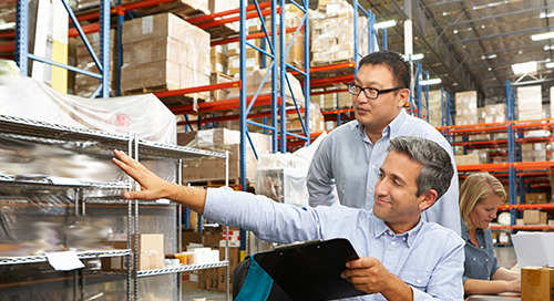 Supply Chain: Embedded Solutions