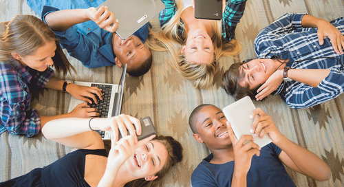 Marketing to Generation Z: How Reaching Gen Z with Your Brand Message is Different than Engaging Millennials
