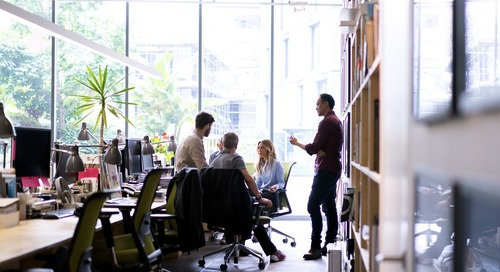 Project Management Workflow Revamps Internal Creative Team | Financial Services
