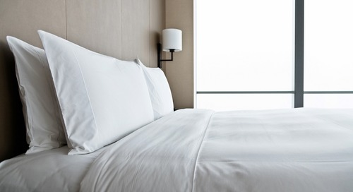 Prestigious Brand Reduces Costs Associated with Branded Materials | Hospitality