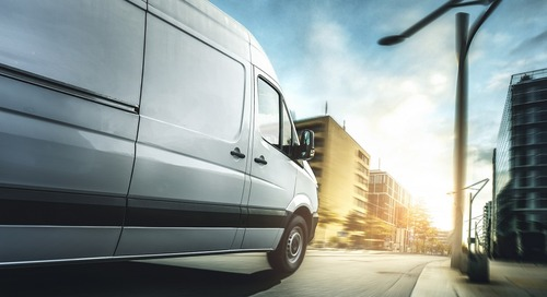 Nationwide Fleet Leverages Efficient Truckside Advertising Solution | Distribution