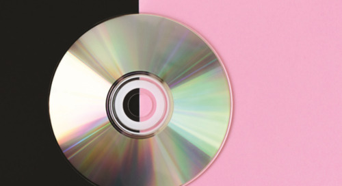 CD-ROM Document Storage