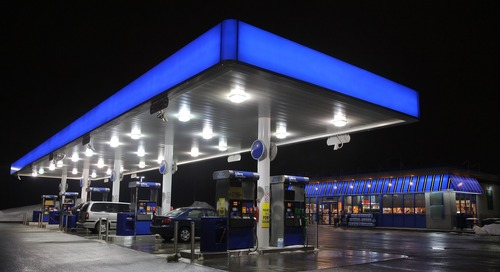 National Chain of Highway Stopping Centers Overhauls In-Store Signage | Retail