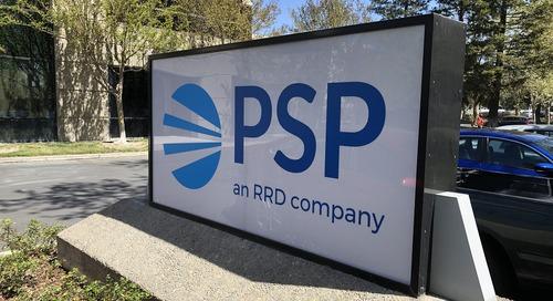 RRD Facility Spotlight: Pacific Standard Print (PSP)